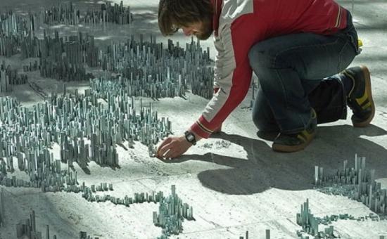 Magia orașelor în miniatură