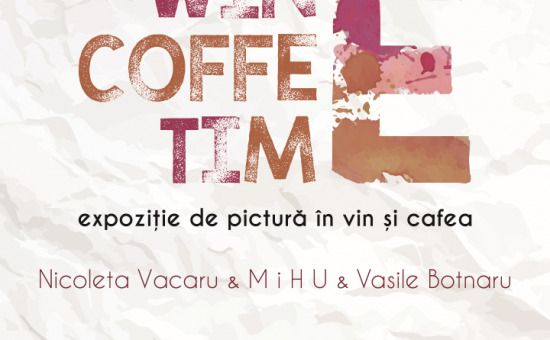 WINE COFFEE TIME – O NOUĂ EXPOZIȚIE LA MOLDECO!