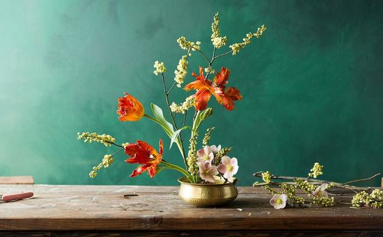 Arta aranjării florilor