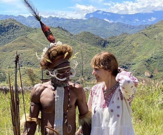 Papua – capătul lumii și al timpului