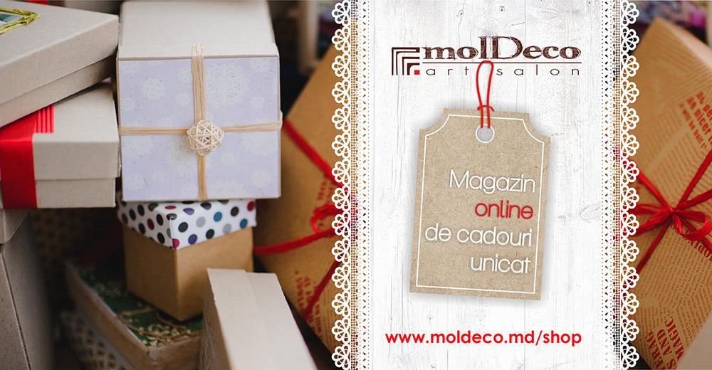 Faceți cunoștință: noul magazin online MOLDECO